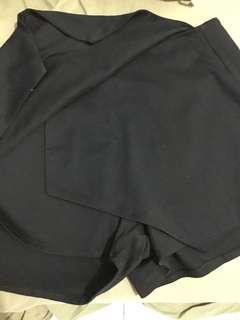 Rave Rabbit Black Skirt