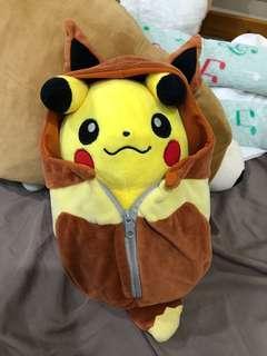 Pikachu Eevee Plush Toy