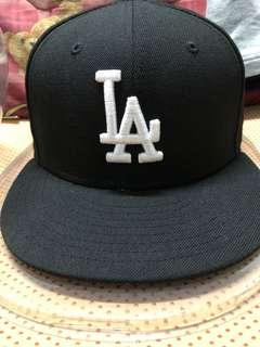 NEW ERA MLB 道奇隊棒球帽 帽圍57.7cm