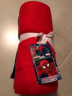 Spider-Man fleece blanket 蜘蛛俠毛氈