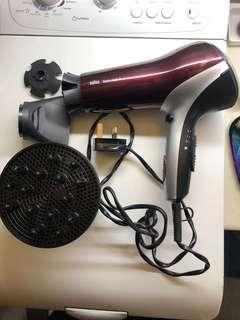 baRun 風筒Hair Dryer (包不同風頭) #斷捨離
