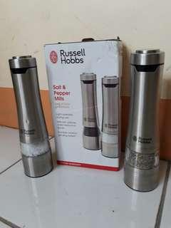 Russel Hobbs Salt & Pepper Mills