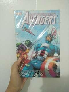 Avengers Complete collection graphic novel