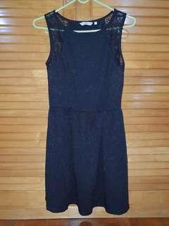 New Look black sleeveless dress
