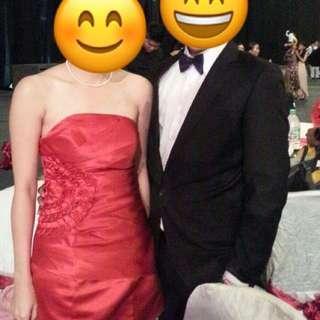 Marry Merry Elegant dinner dress