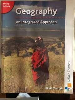 Geography: An Integrated Approach Fourth Edition - David Waugh