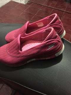 Skechers flex size 40 pink