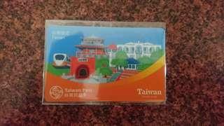 台灣好玩卡台南限定一卡通