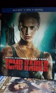 Original Tomb Raider Bluray Blu Ray