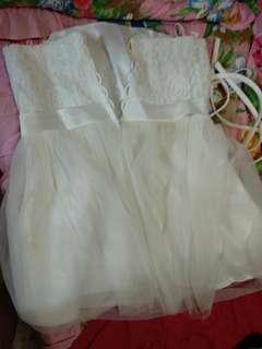bride's maid dress
