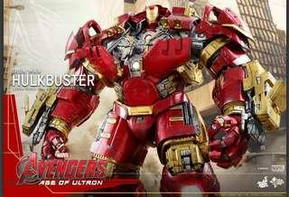 BUNDLE SALE MMS 285 Hulkbuster and MMS 278 Iron Man Mark 43 DC