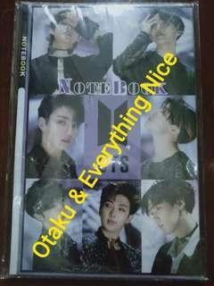BTS Notebook Sample 2