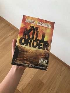 The Kill Order (The Maze Runner Series #4)