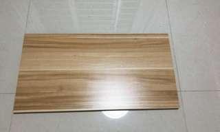 Rectangular Wooden Plank