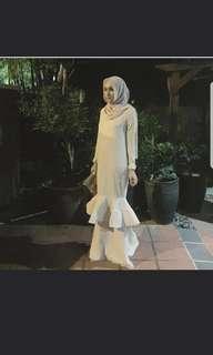 SITI BUHARI sandra dress w/o beads