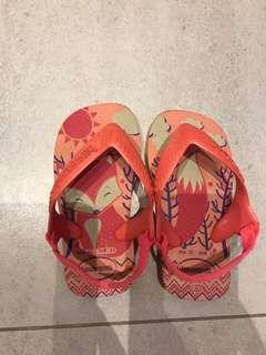 Havaianas sandals for kids Eur size 23