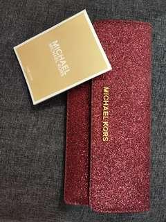 Genuine from US MK Micheal Kors limited women long wallet