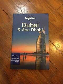 🚚 Lonely Planet Dubai & Abu Dhabi