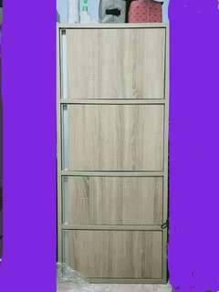 Wooden Storage Cupboard 4 drawer
