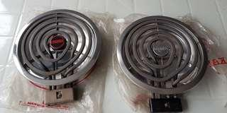 Electric Stove Burner Element (2pcs)