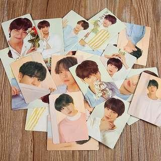 [PO] BTS Love Yourself World Tour Duplicate Mini Photocards