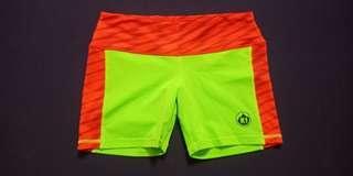 K1 compression shorts