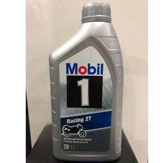 [INSTOCK] 2T Mobil Racing 100% Synthetic