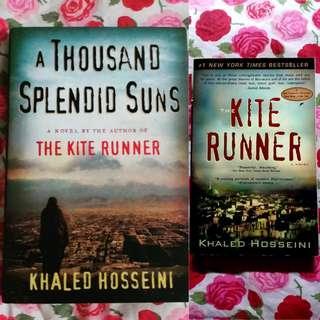 Khaled Hosseini bundle