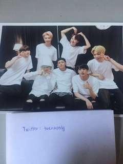 BTS LOMO CARD