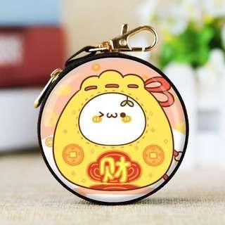 🚚 福!Lucky purse New year gift coin purse