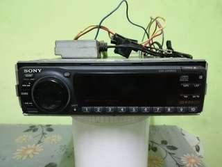 SONY CDX - C910RDS