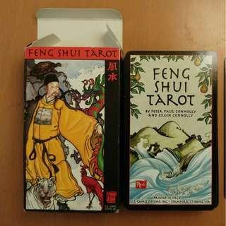 Fengshui Tarot card 塔羅牌