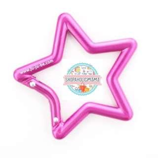 Free Jujube Star Carabiber with Purchase!!