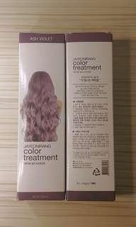Korean Hair color treatment Cream