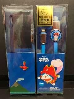 叮噹 Doraemon 多啦A夢 金銀島 iOS Lighting USB cable