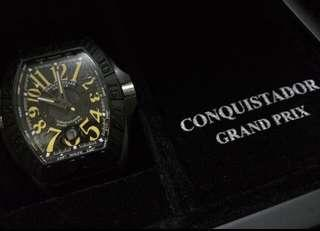 Franck Muller Conquistador Grand Prix Limited Edition (28pieces only)