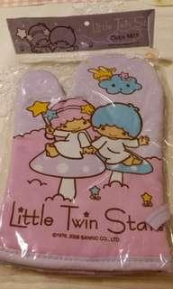 Little twin star星仔星女隔熱手套