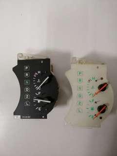Wira tempeture meter