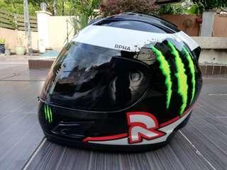 Fullface Helmet hjc lorenzo
