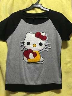 Hello Kitty Shirt/Top (no brand)