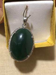 🚚 Jade Pendant Authentic Jade from Burma very good quality