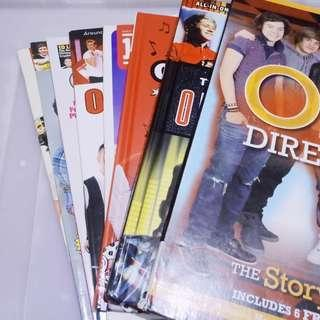 One Direction Magazine and Books Lot/Bundle (Purchased From US)