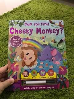 Kids Story Book - Hide & Seek