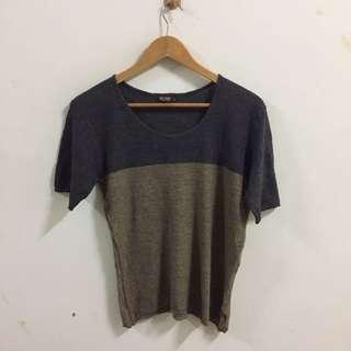 Mr Olive Stripes Shirt Size s