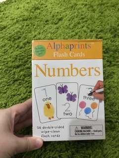 Kids Teaching Flash Cards