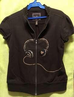 Kamiseta Blouse/Top with zipper