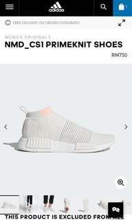 ADIDAS NMD_CS1 Primeknit Shoes