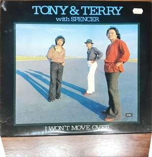 🚚 (Vinyl) Tony and Terry with Spencer
