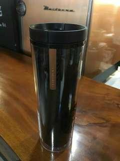 Starbucks Korea Crosby Black Brown Tumbler