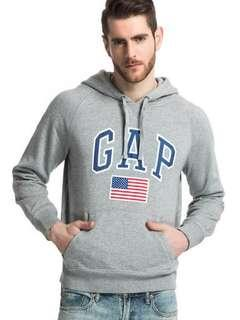 🚚 Gap logo 帽T